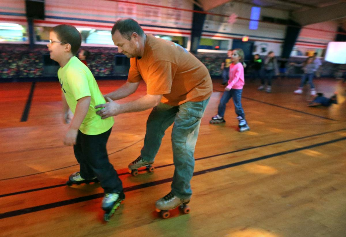 Roller skating circles around for a new generation | Entertainment ...