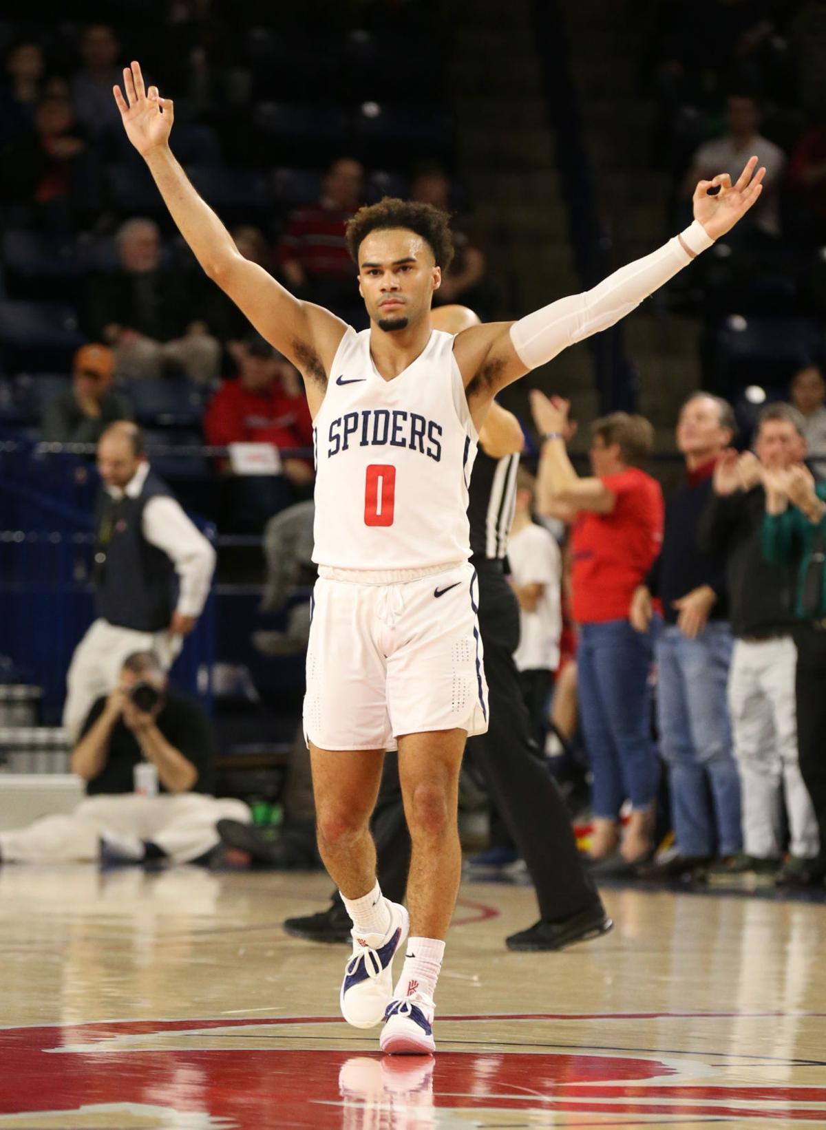 Charleston at Richmond basketball