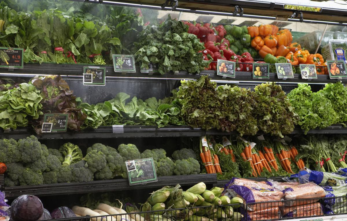 Police: Northern Virginia man rubbed produce on bare behind - then put it back