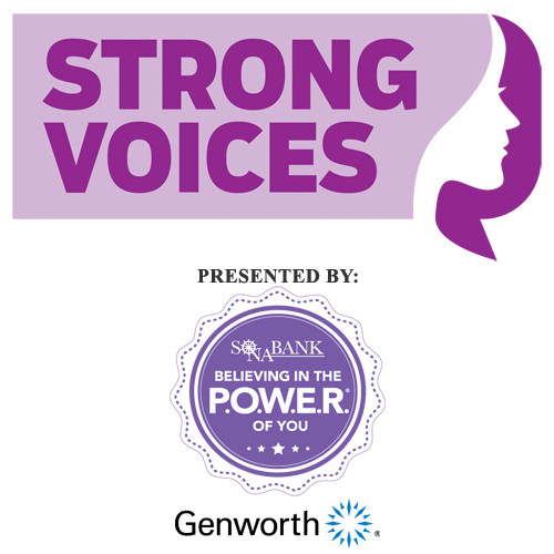 Strong Voices: Celebrating the Power and Stories of Richmond Women
