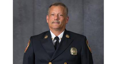 Phil Warner named as new fire and rescue chief