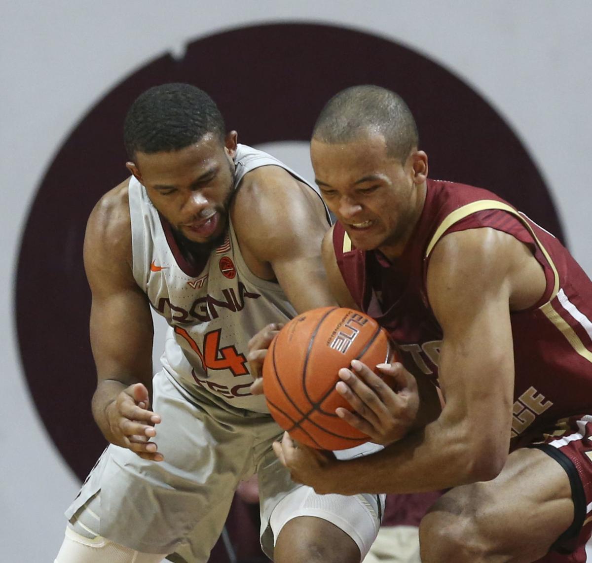 Boston College Virginia Tech Basketball