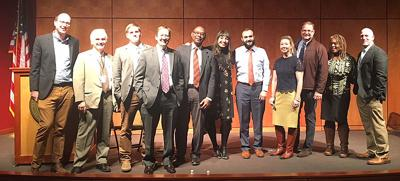 The 2017 RTD Speaker Series wrapped with our local news team taking center stage