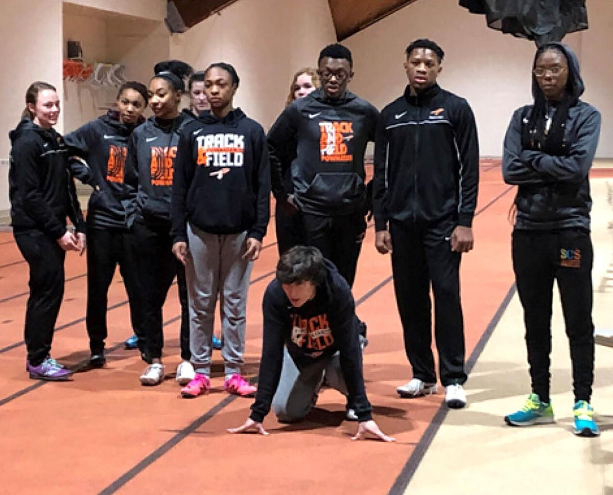 Powhatan track and field