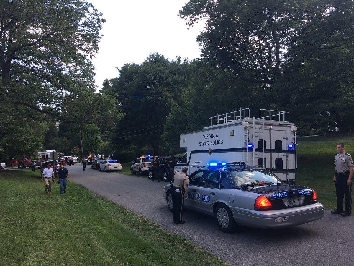 Two state police pilots killed in Charlottesville helicopter