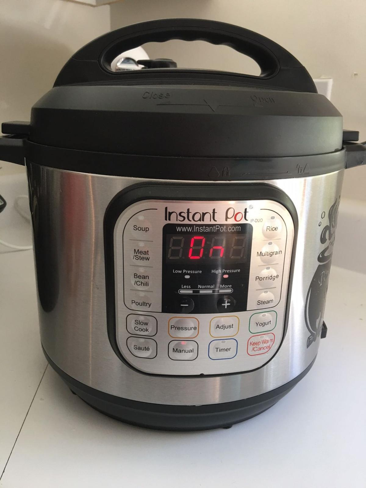 The Instant Pot Wins My Heart With Dinner In Not Quite A Flash Food Drink Richmond Com