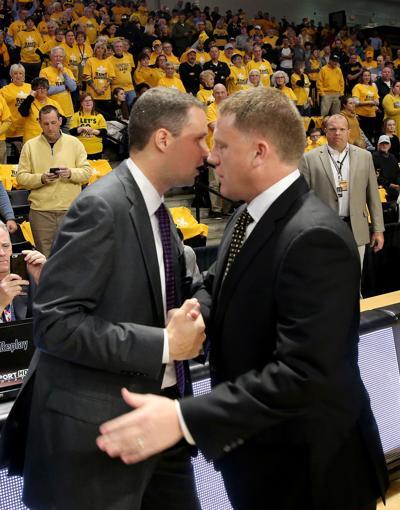VCU men's basketball game vs. LSU