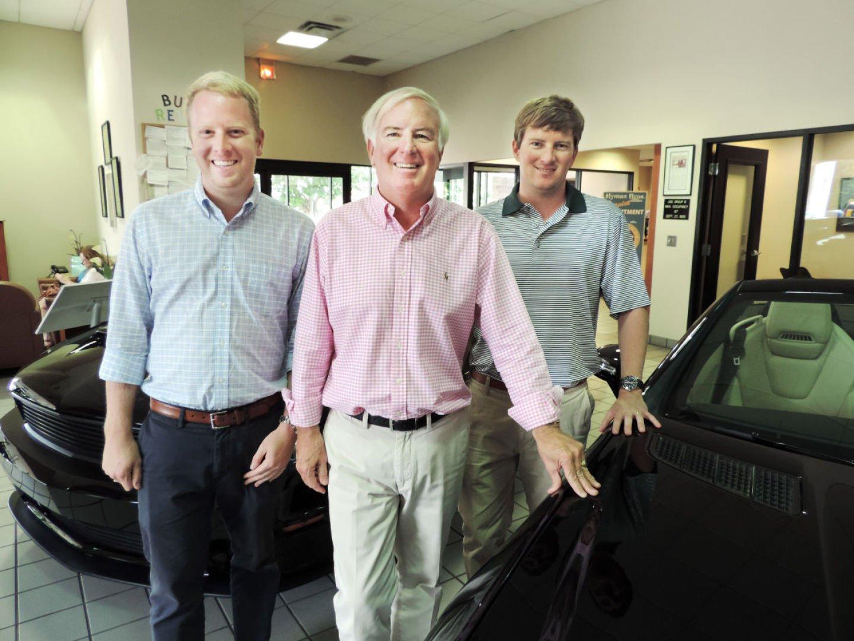 Hyman Bros. Buying Three Pence Automotive Dealerships