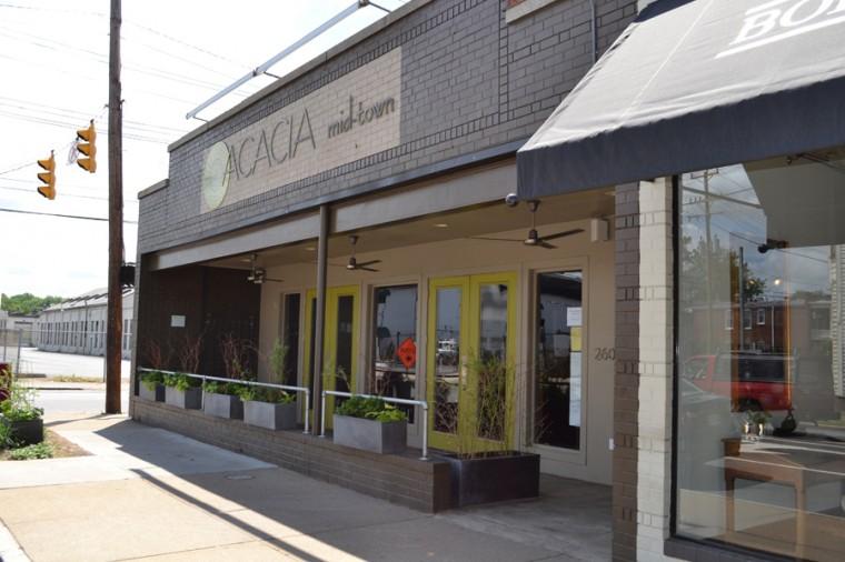 Acacia Richmond Restaurant Week Menu