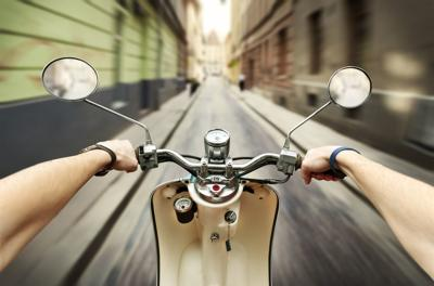 You can now rent mopeds in D C  — here's how fast they can