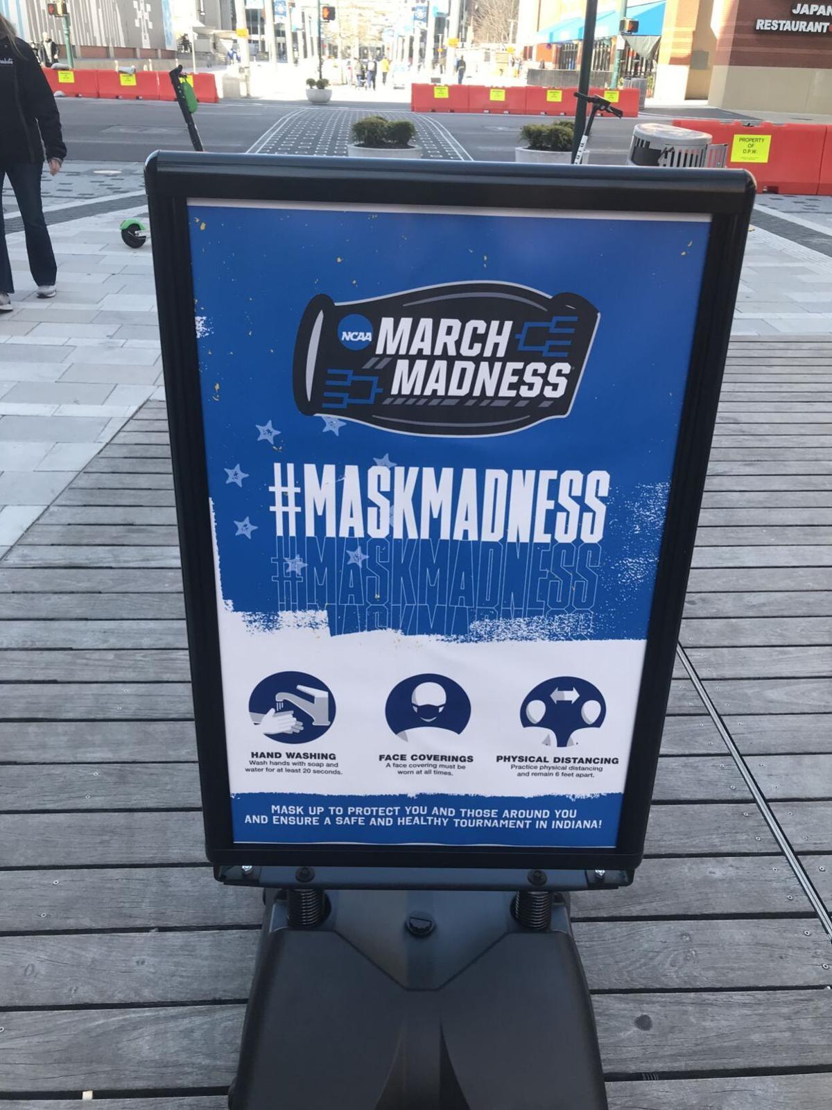 Mask Madness