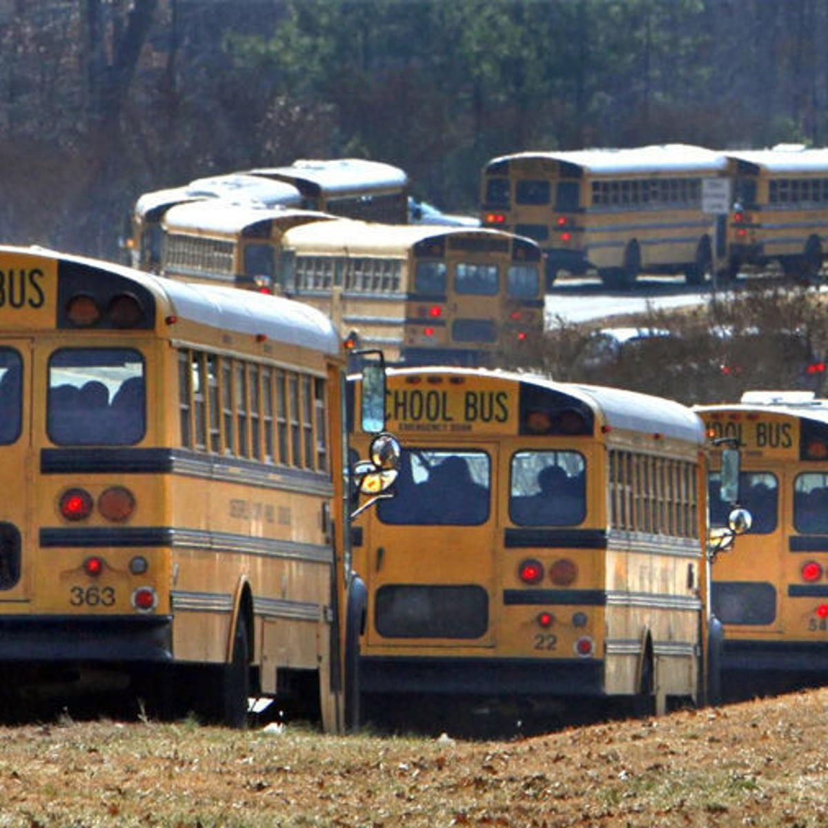 Thousands Of School Buses Across Va More Than 500 In Richmond Area Are Missing Critical Safety Device State Agency Warns Richmond Local News Richmond Com