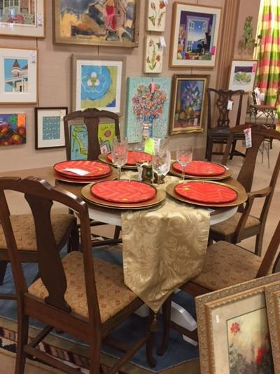 Curtain Call Home And Decor Consignment Business Returning To