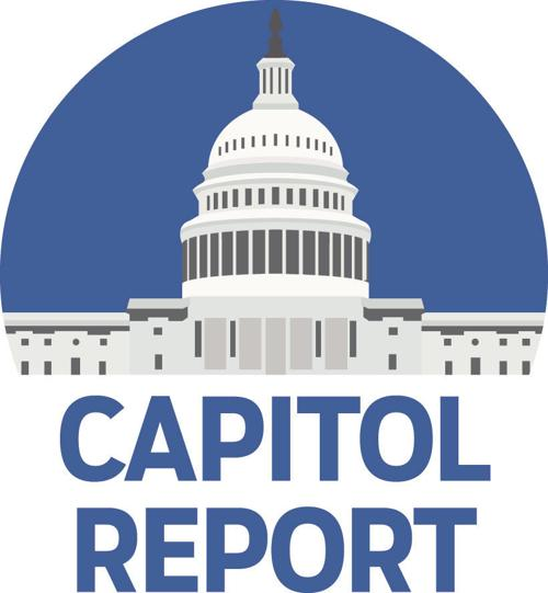 Capitol Report logo, page E3, June 3