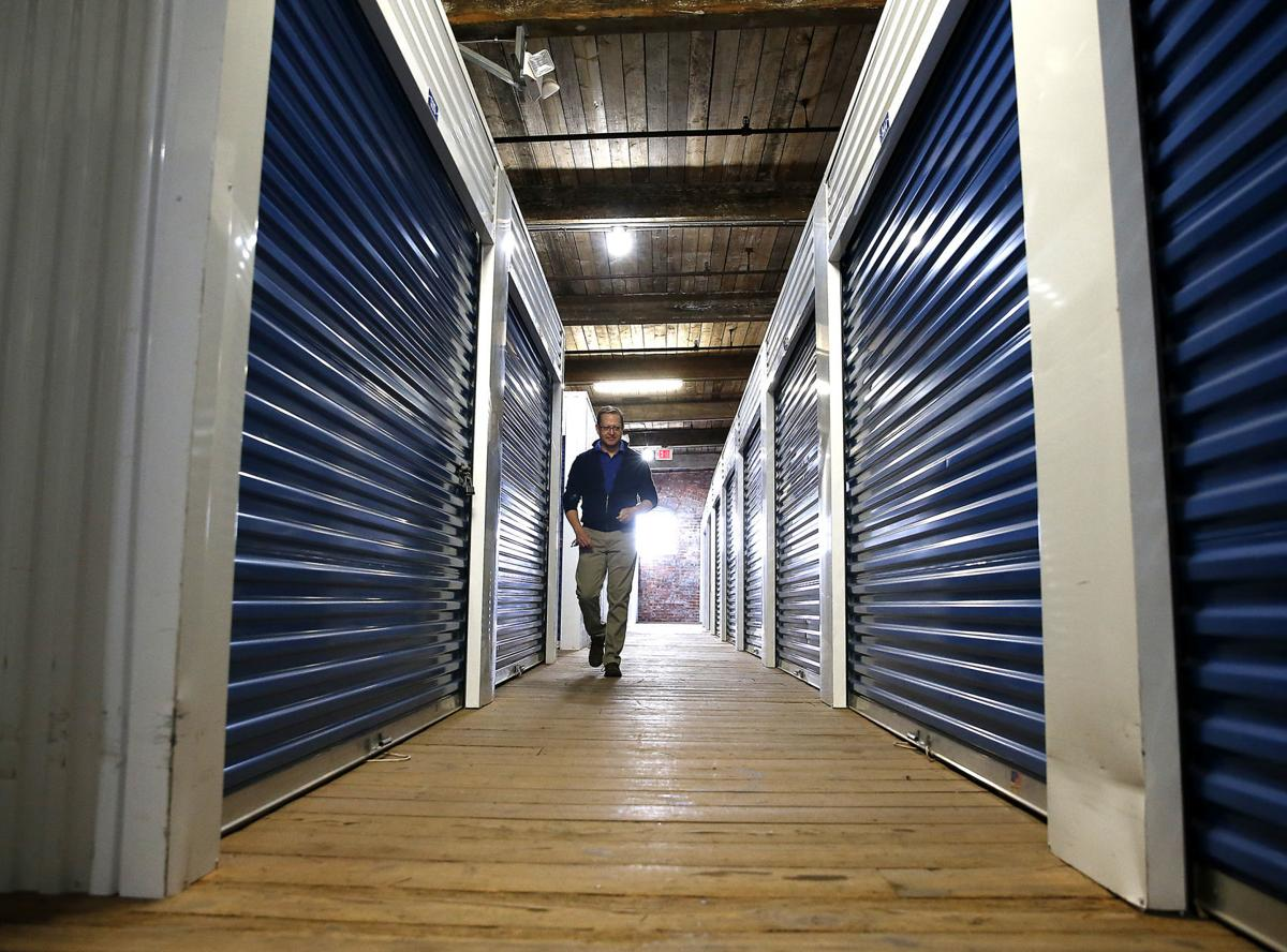 Storage Wars A Building Boom Taking Place For Self Storage