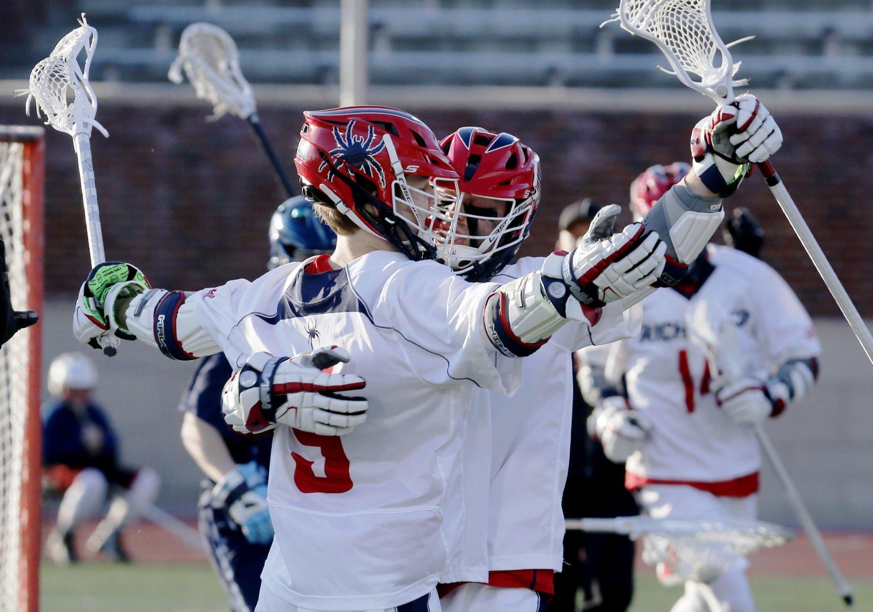Lacrosse Unlimited University of Maryland Lacrosse Shorts
