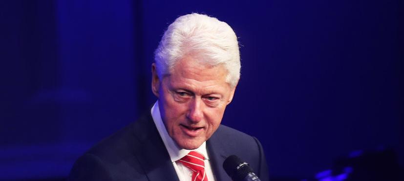 At UVA, Bill Clinton says presidents should unite and praises McAuliffe's response to 2017 rally