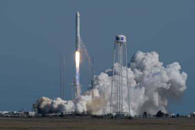 Northrop Grumman Antares CRS-11 Launch