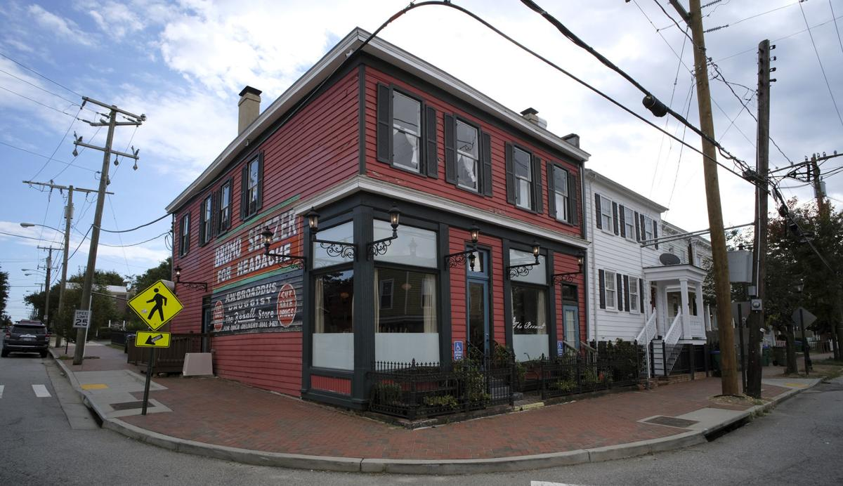 The Roosevelt At 623 N 25th St In Church Hill Is One Of Richmond S Most Acclaimed Restaurants