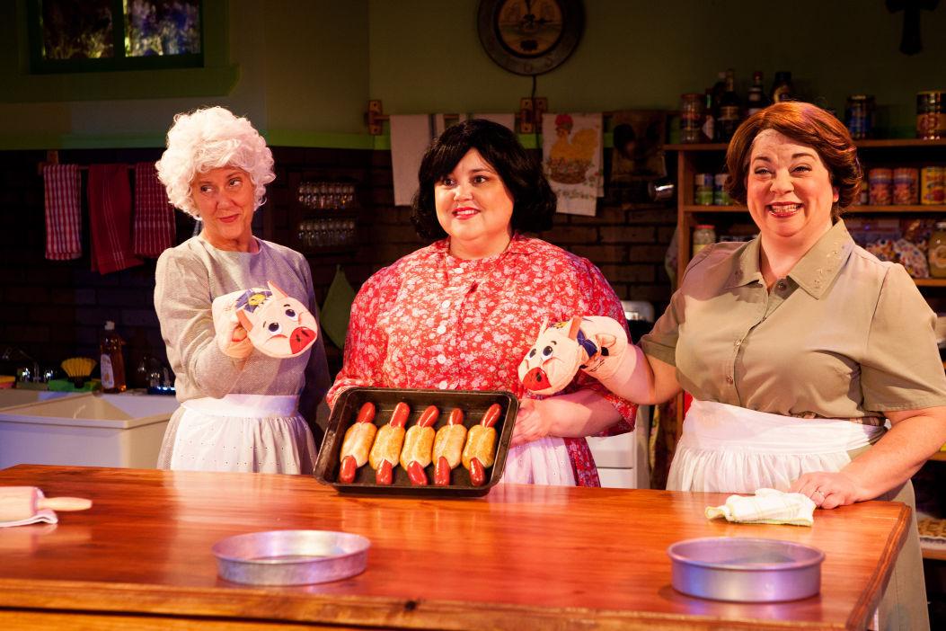 Theater Review: U0027Church Basement Ladies   A Second Helpingu0027