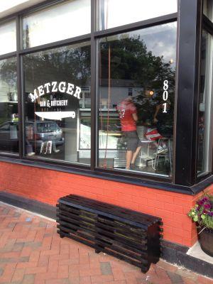 Metzger bar