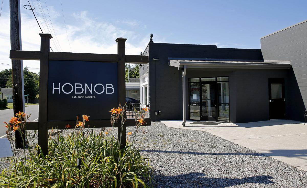 Restaurant Review Hobnob Brings Great Food Neighborhood Vibe To