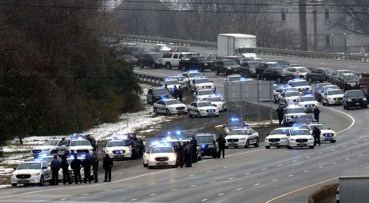 I-95 standoff ends with SWAT team deploying tactical charges