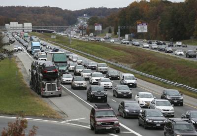 Lane closures set for I-95 near Fredericksburg this week   Virginia