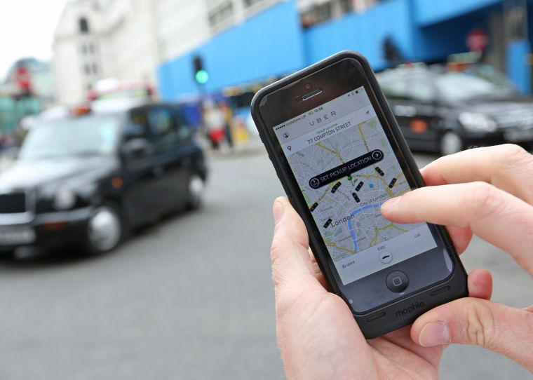 Transportation apps offer alternative to taxis
