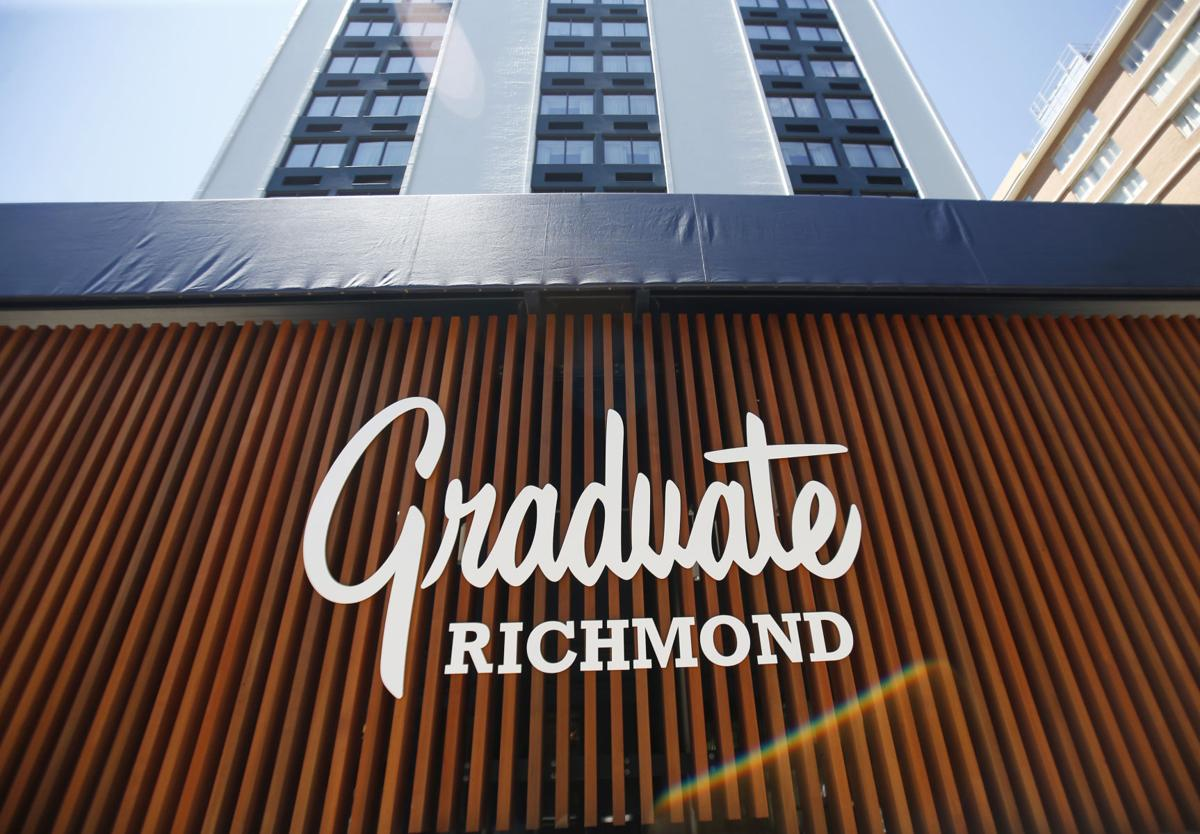 Graduate Richmond Opens Rooftop Bar And Pool Set To Open In July Local