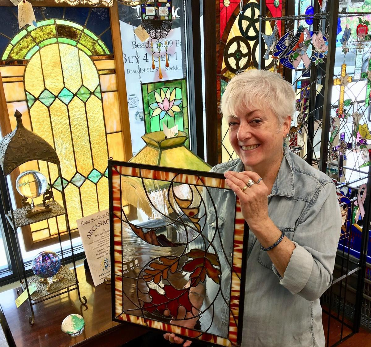 After 22 years, stained glass studio in Henrico is closing