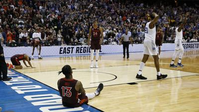 bb4f69baf7cf Virginia Tech falls to Duke in the Sweet 16 as The Zion Show rolls ...