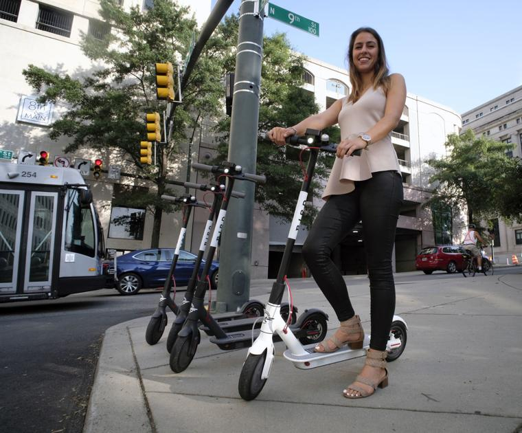 Williams Auto Group >> Catherine Rampell column: Electric scooters are like Q-tips   THEIR OPINION   richmond.com