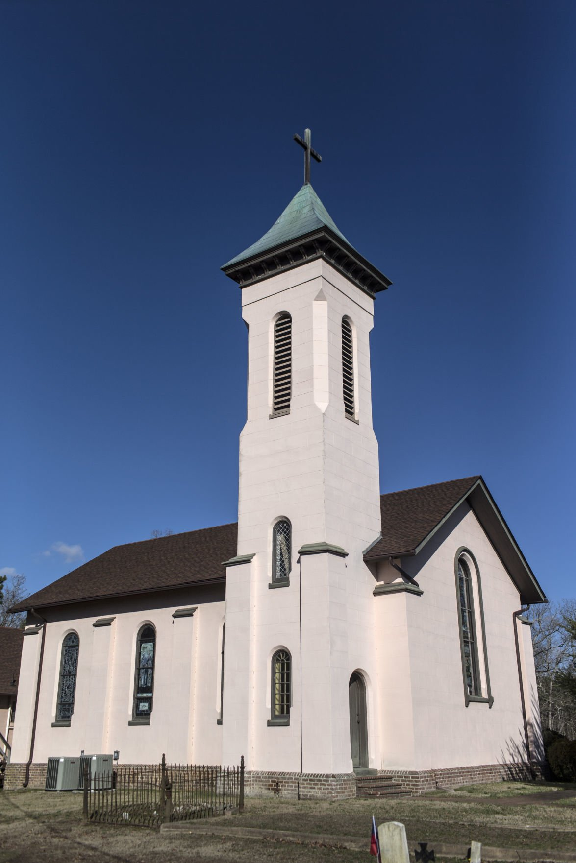 Lohmann Steeped In History Small Prince George Church Celebrates
