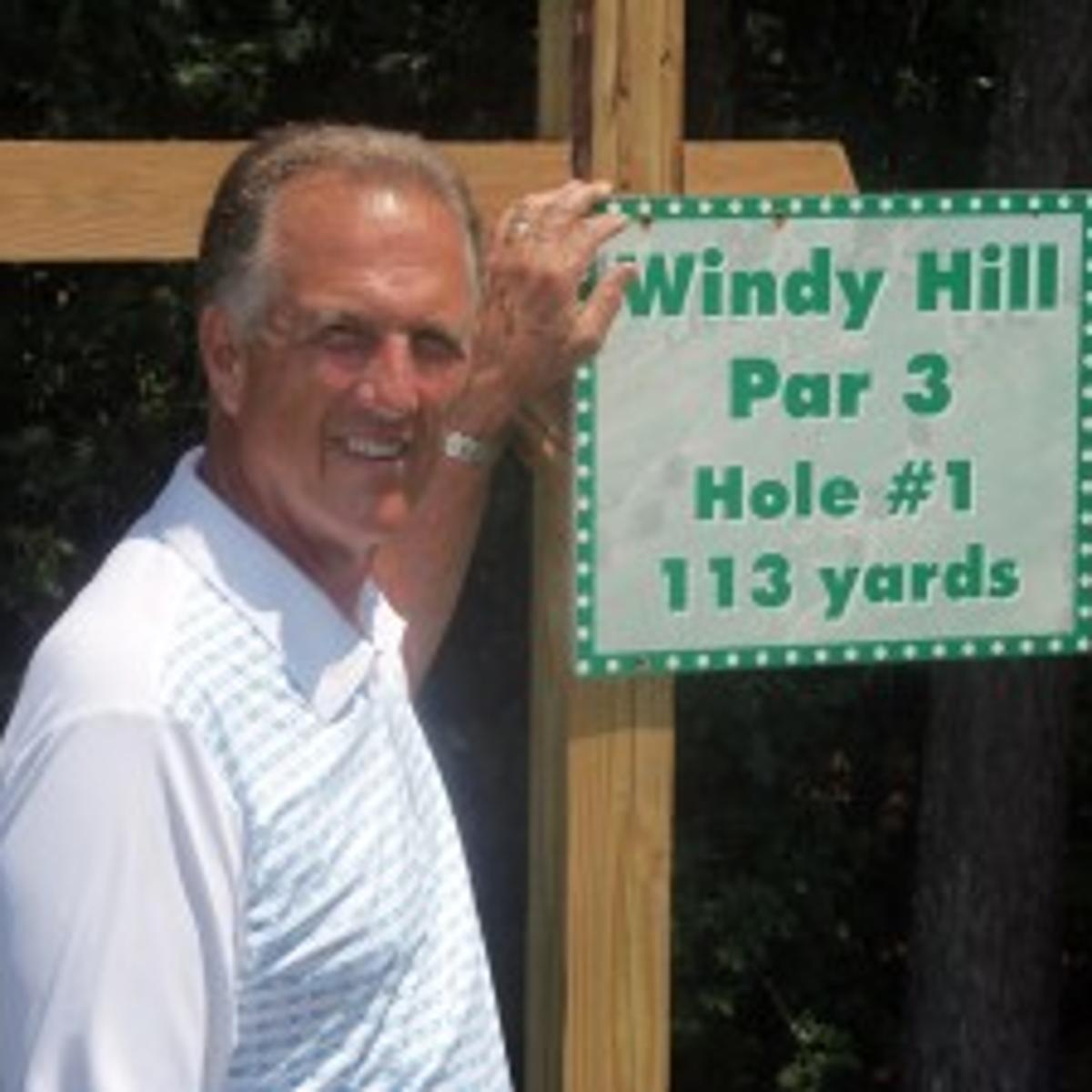 Windy Hill Sports Complex signs on as FootGolf site