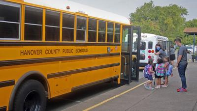 HCPS first day