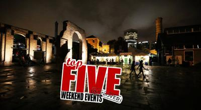 Top Five Weekend Events