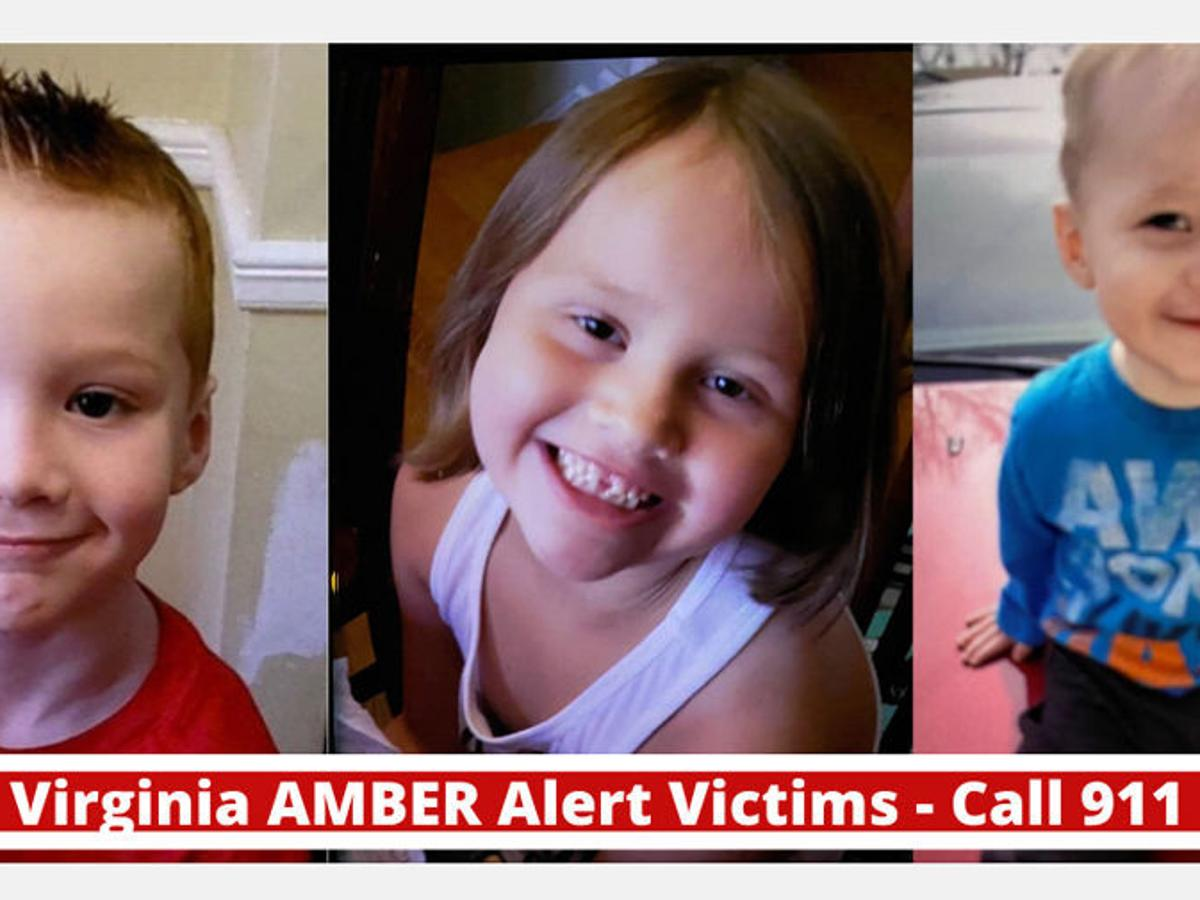 Update Amber Alert Canceled Three Children Safely Located Per Police Crime News Richmond Com