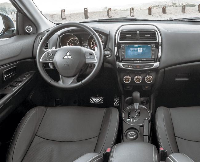 2015 Mitsubishi Outlander Sport Interior | Richmond Drives: Vehicle  Features | Richmond.com