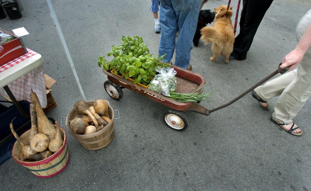 ASHLAND FARMER'S MARKET
