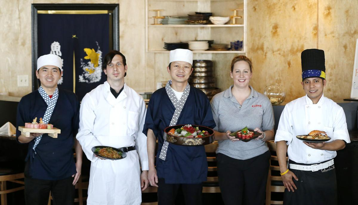 Kyoto staff