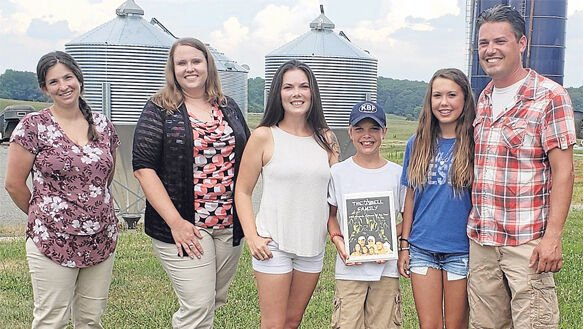 2020 Virginia Farmer of the Year