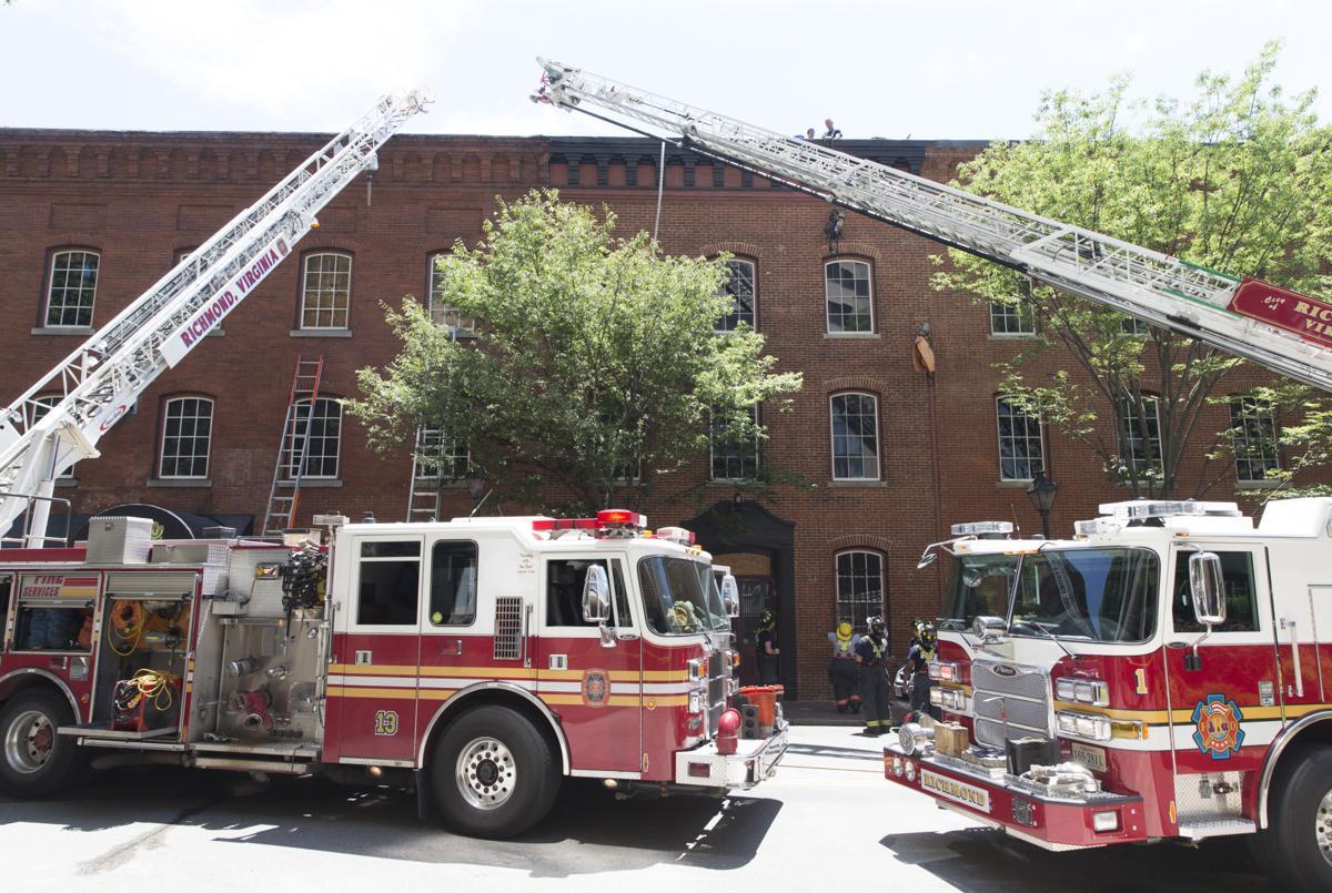 Fire at Tobacco Company restaurant
