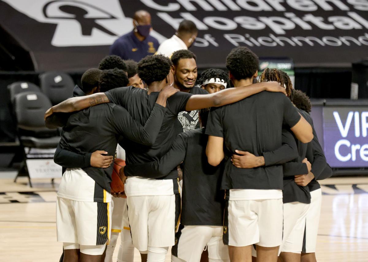 VCU men's basketball game vs. North Carolina A&T