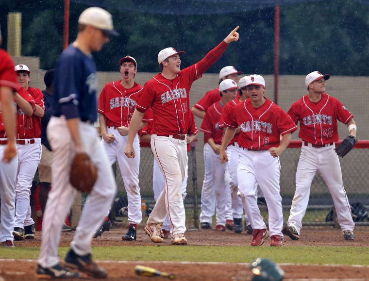St. Christopher's vs. Trinity baseball   804 Varsity ...