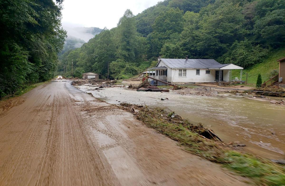 Hurley Flooding