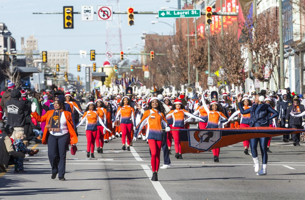 The 36th annual Dominion Energy Christmas Parade