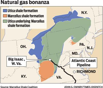 Natural gas bonanza