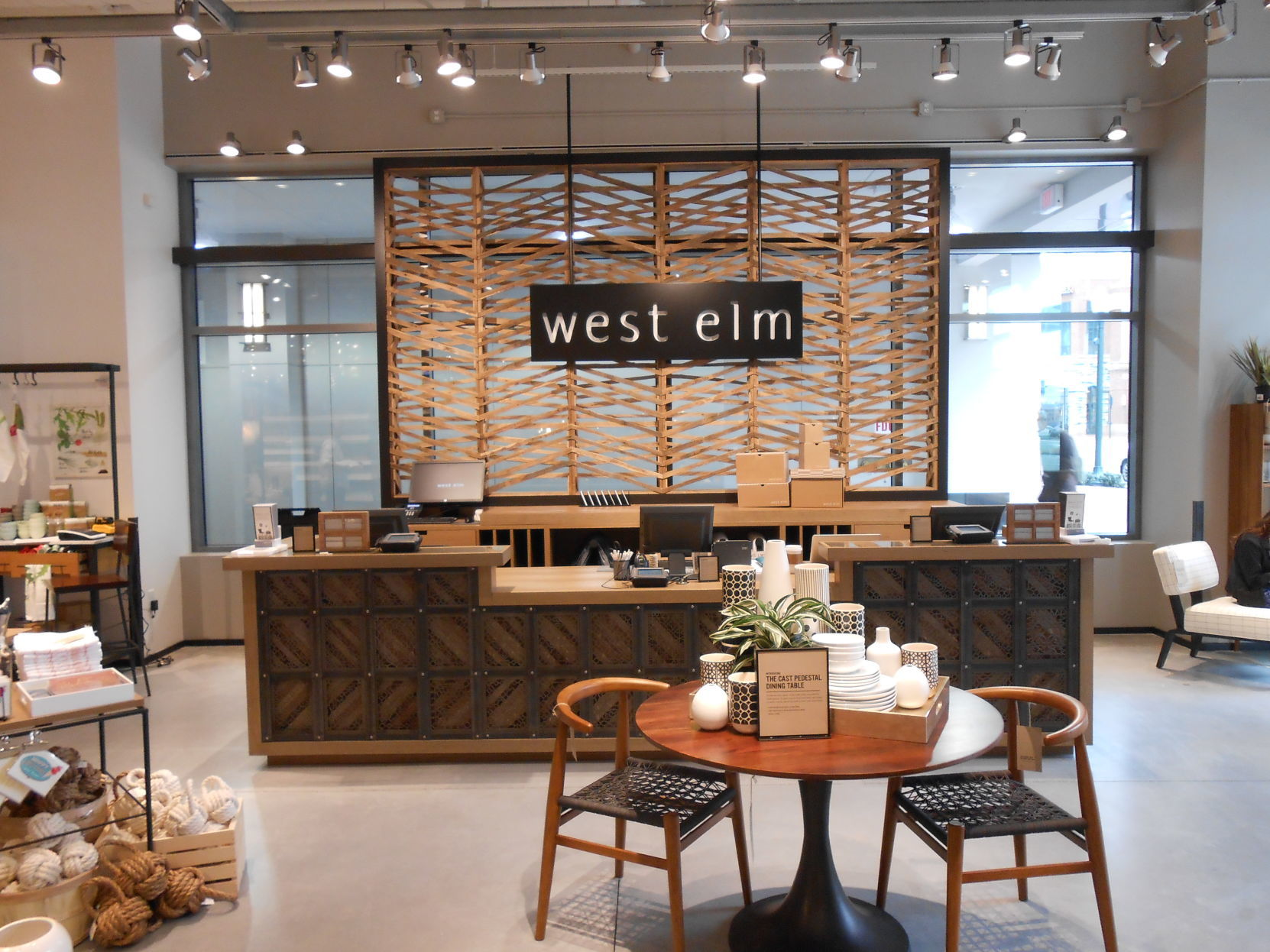 West Elm, Based In New York, Also Has Stores In Virginia Beach (above) And  Fairfax. Its New Location In Carytown Will Hire About 30 Workers.