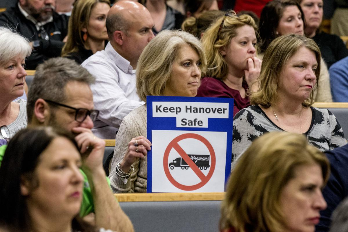Hanover Planning Commission meeting